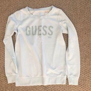 Guess Sweatshirt Womens Size XS